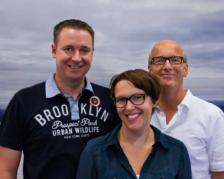Christoph Dahlmanns, Dr. med. Ellen Windelen, Dr. med. Burkhard Schmidt